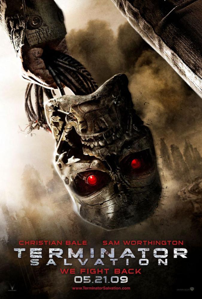 Terminator Kurtuluş Film Posteri 2, Film Posteri, Poster Satış, all posters, kanvas tablo, canvas print sales
