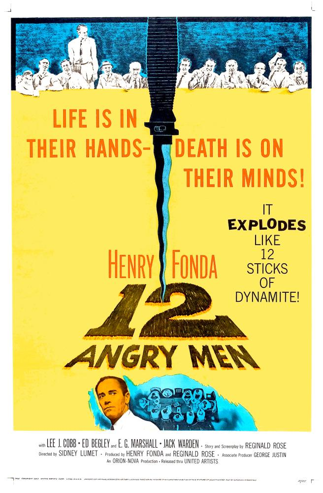 12 Angry Men 2, Vintage, Poster Satış, all posters