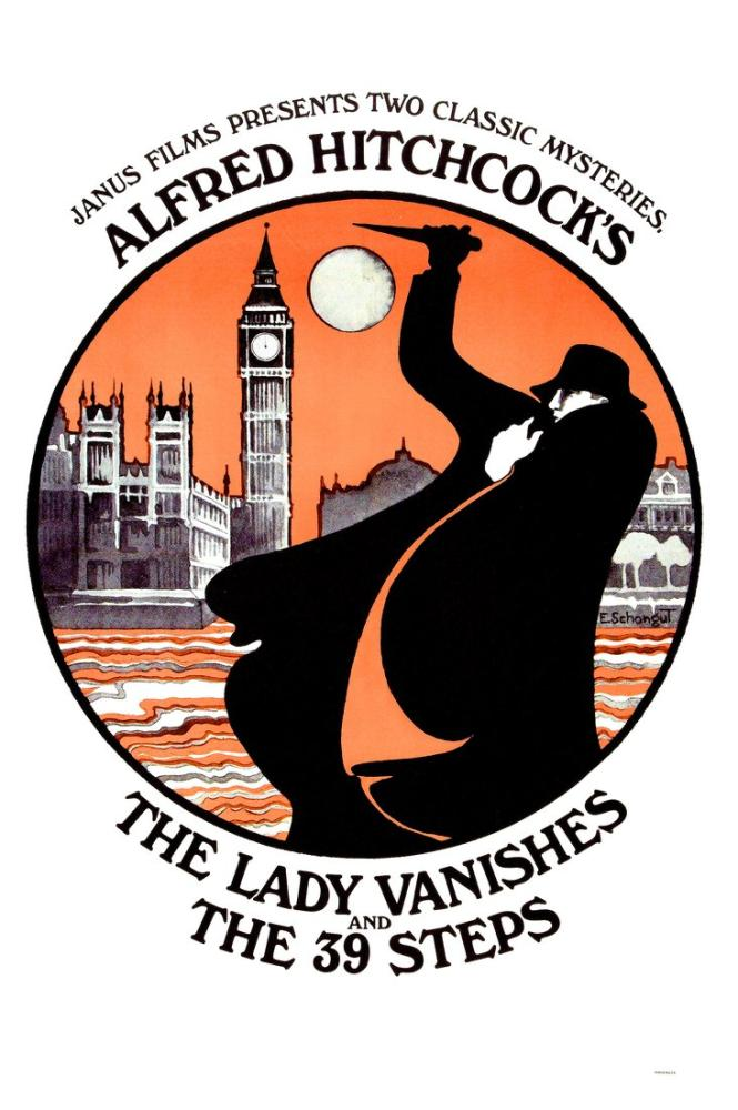 The Lady Vanishes, Vintage, Poster Satış, all posters, kanvas tablo, canvas print sales