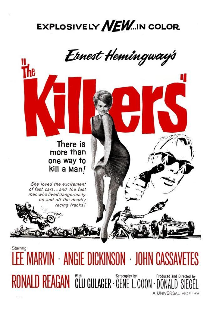 The Killers 2 Poster, Movie Poster, Poster Satış, all posters, kanvas tablo, canvas print sales