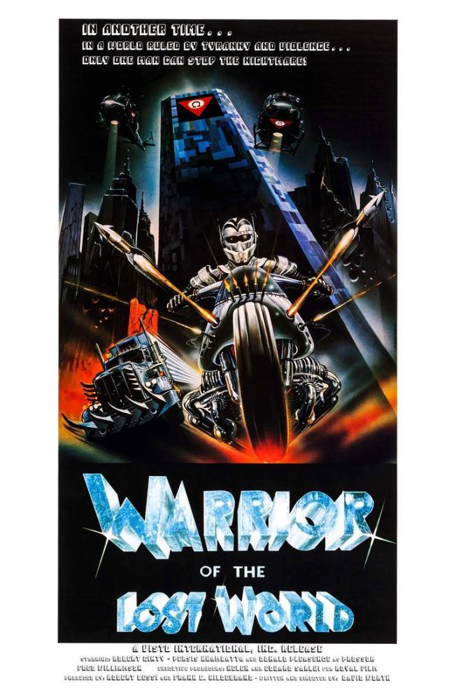 Warrior of the Lost World Movie Poster, Movie Poster, Poster Satış, all posters, kanvas tablo, canvas print sales