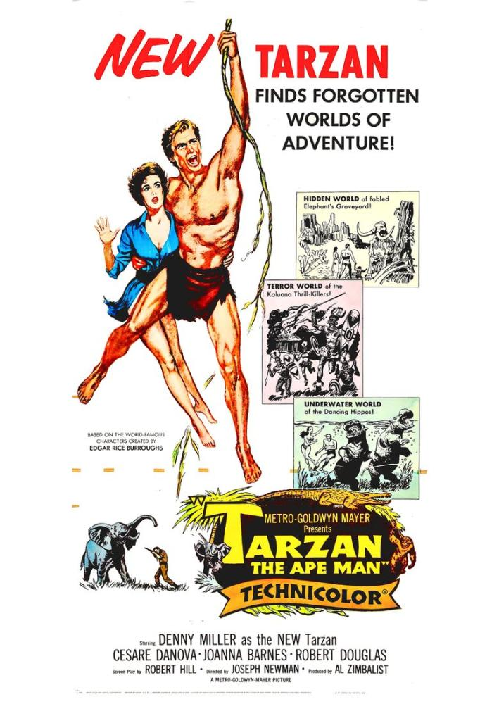 Tarzan, Maymun Adam Film Posteri, Vintage, Poster Satış, all posters, kanvas tablo, canvas print sales