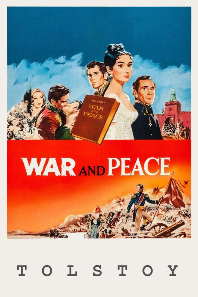 War and Peace Movie Poster, Movie Poster, Poster Satış, all posters, kanvas tablo, canvas print sales