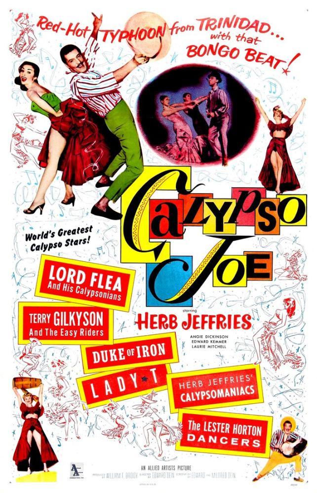 Calypso Joe Film Posteri, Film Posteri, Poster Satış, all posters, kanvas tablo, canvas print sales