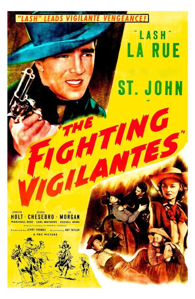 The Fighting Vigilantes Movie Poster, Vintage, Poster Satış, all posters, kanvas tablo, canvas print sales