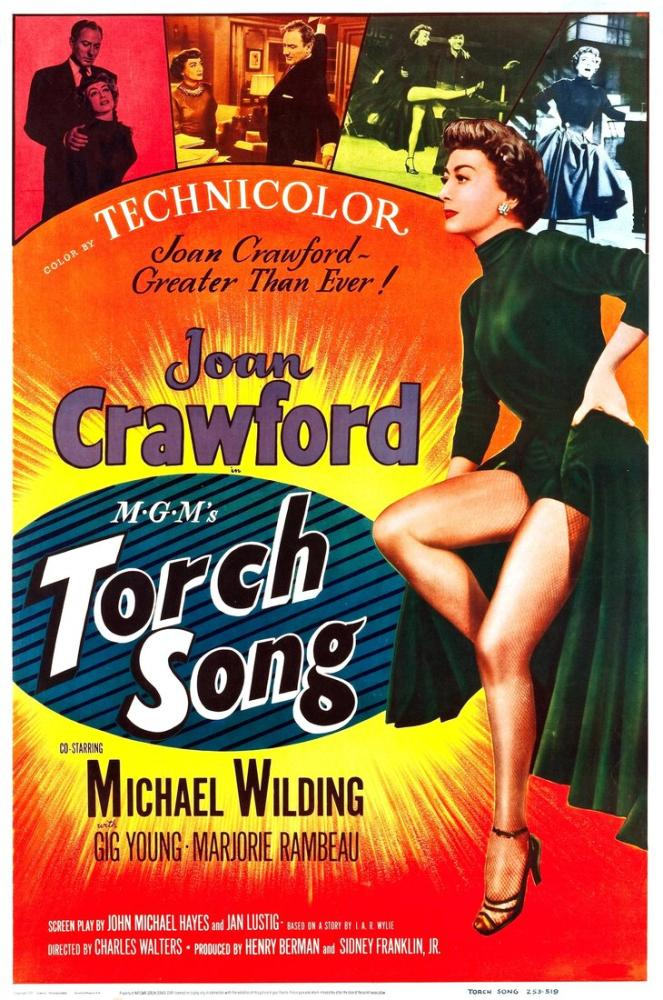 Torch Song Movie Poster, Vintage, Poster Satış, all posters, kanvas tablo, canvas print sales