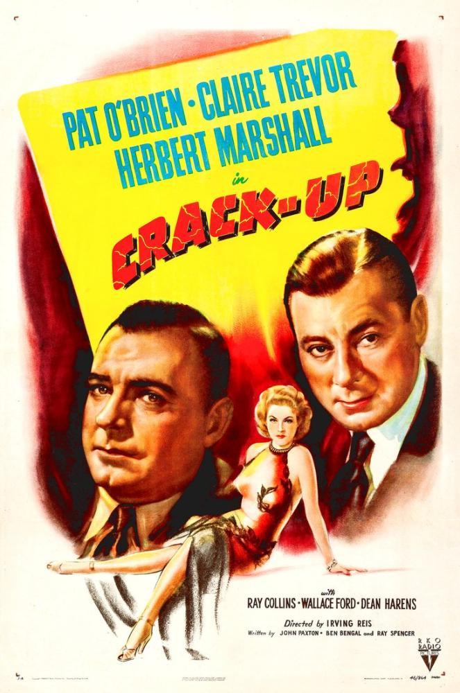 Crack-Up Movie Poster, Vintage, Poster Satış, all posters, kanvas tablo, canvas print sales