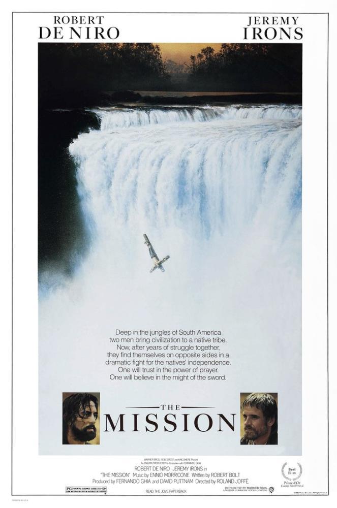 The Mission Movie Poster, Movie Poster, Poster Satış, all posters, kanvas tablo, canvas print sales