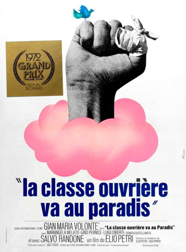 İşçi Sınıfı Cennete Gider Film Posteri, Film Posteri, Poster Satış, all posters, kanvas tablo, canvas print sales