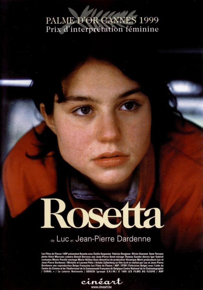 Rosetta Movie Poster, Movie Poster, Poster Satış, all posters, kanvas tablo, canvas print sales