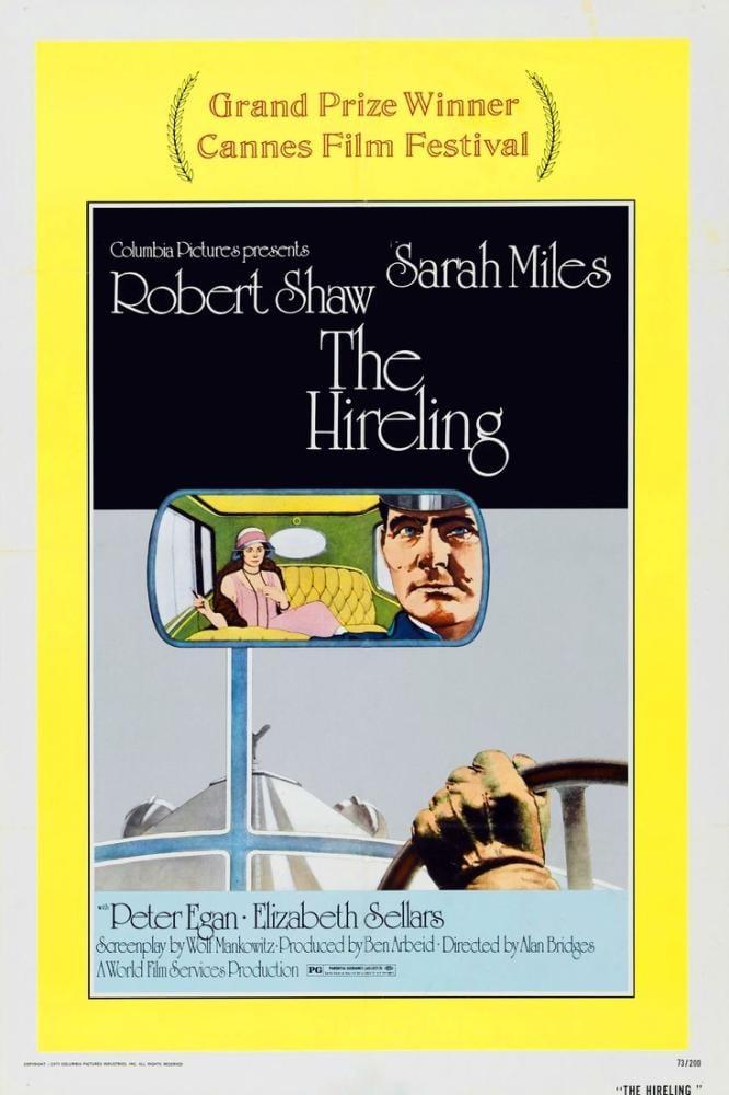 The Hireling Film Posteri, Film Posteri, Poster Satış, all posters, kanvas tablo, canvas print sales