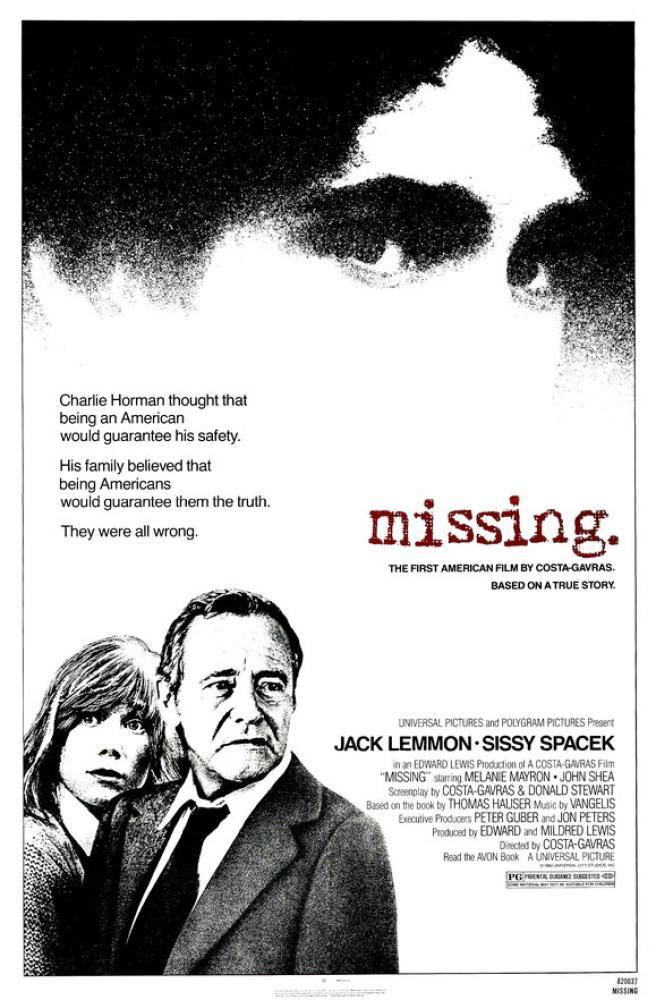 Missing Movie Poster, Movie Poster, Poster Satış, all posters, kanvas tablo, canvas print sales