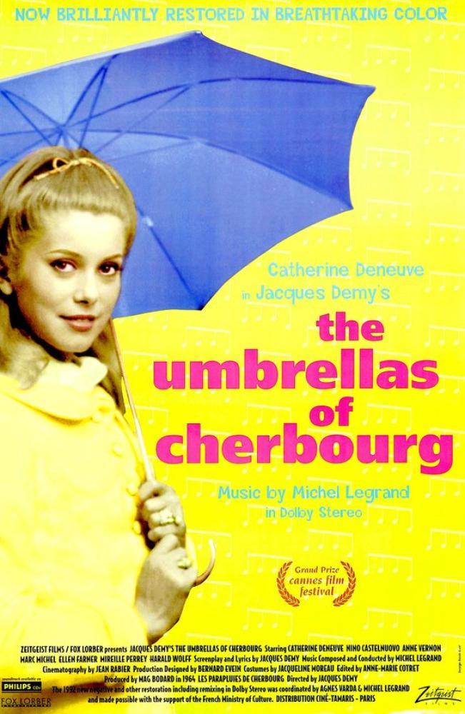 The Umbrellas of Cherbourg Movie Poster, Vintage, Poster Satış, all posters, kanvas tablo, canvas print sales