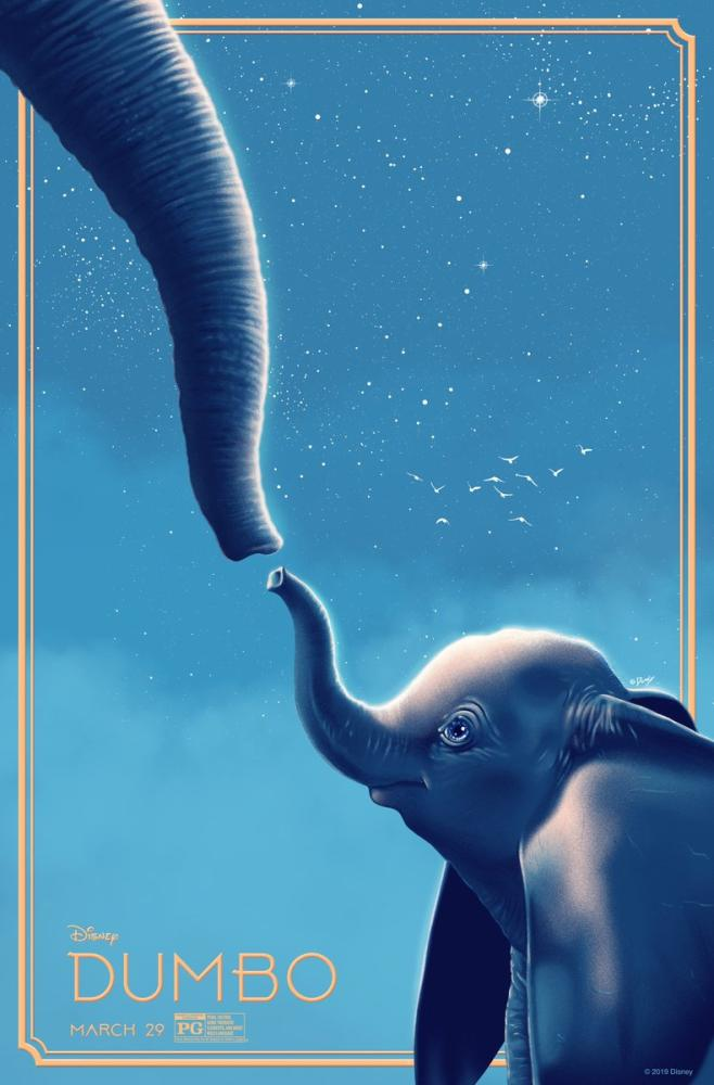 Dumbo 2 Movie Poster, Movie Poster, Poster Satış, all posters, kanvas tablo, canvas print sales