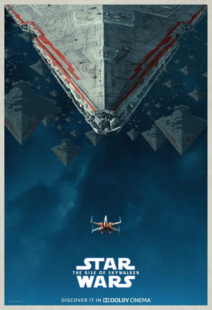 Star Wars: Skywalker ın Yükselişi Film Posteri, Film Posteri, Poster Satış, all posters, kanvas tablo, canvas print sales