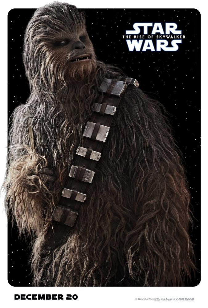 Star Wars Chewbacca Movie Poster, Movie Poster, Poster Satış, all posters, kanvas tablo, canvas print sales