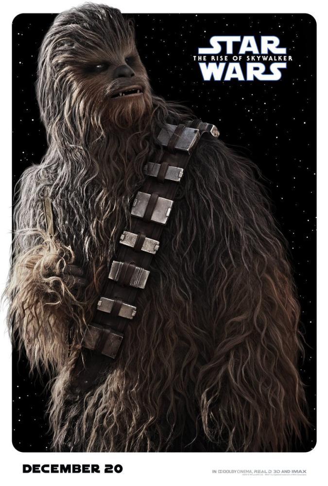 Star Wars Chewbacca Film Posteri, Film Posteri, Poster Satış, all posters, kanvas tablo, canvas print sales