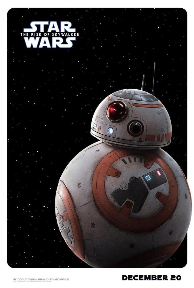 Star Wars BB-8 Robot Film Posteri, Film Posteri, Poster Satış, all posters, kanvas tablo, canvas print sales