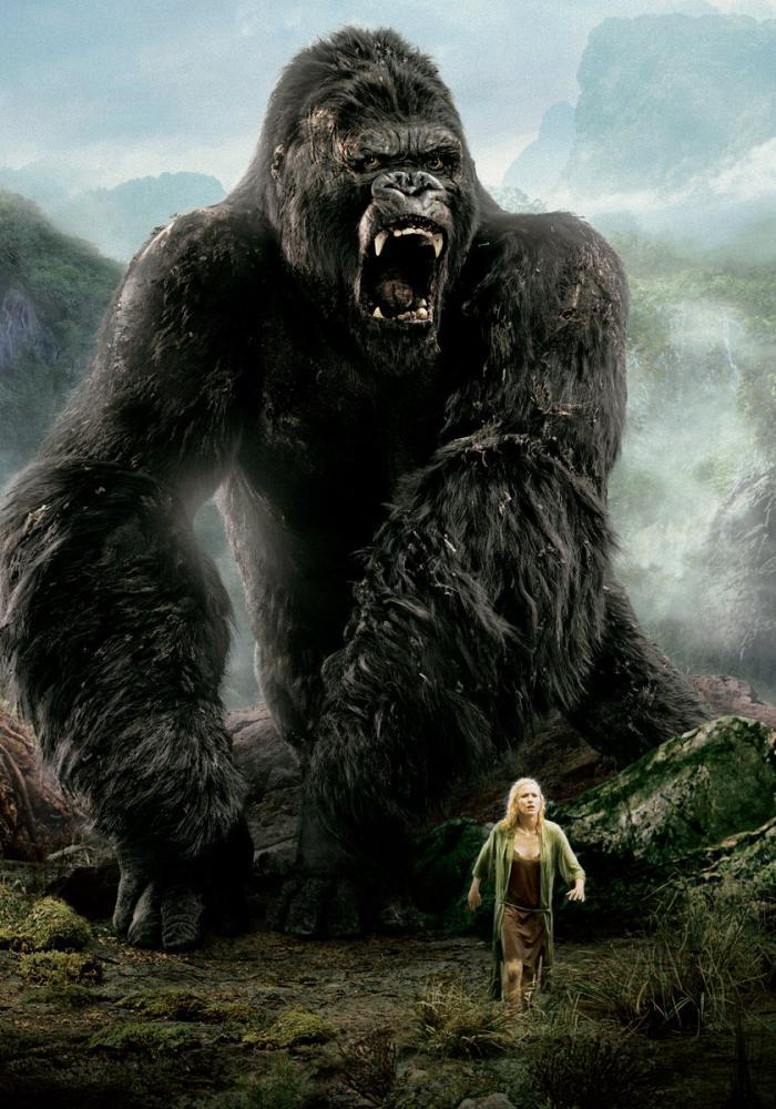 King Kong Film Posteri, Film Posteri, Poster Satış, all posters, kanvas tablo, canvas print sales