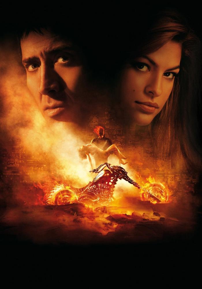 Ghost Rider Movie Poster, Movie Poster, Poster Satış, all posters, kanvas tablo, canvas print sales