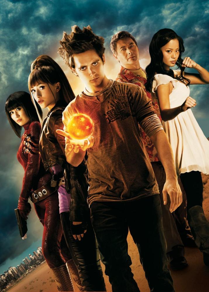 Dragonball Evolution Movie Poster, Movie Poster, Poster Satış, all posters, kanvas tablo, canvas print sales