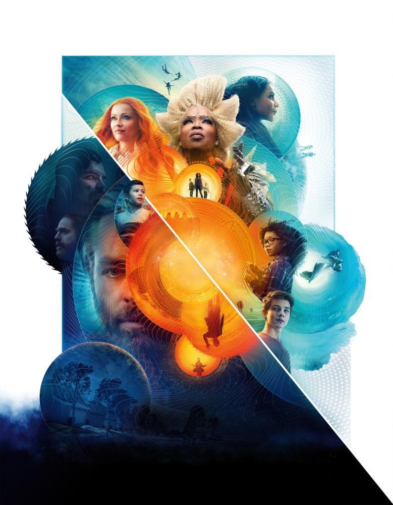 A Wrinkle in Time Movie Poster, Movie Poster, Poster Satış, all posters, kanvas tablo, canvas print sales