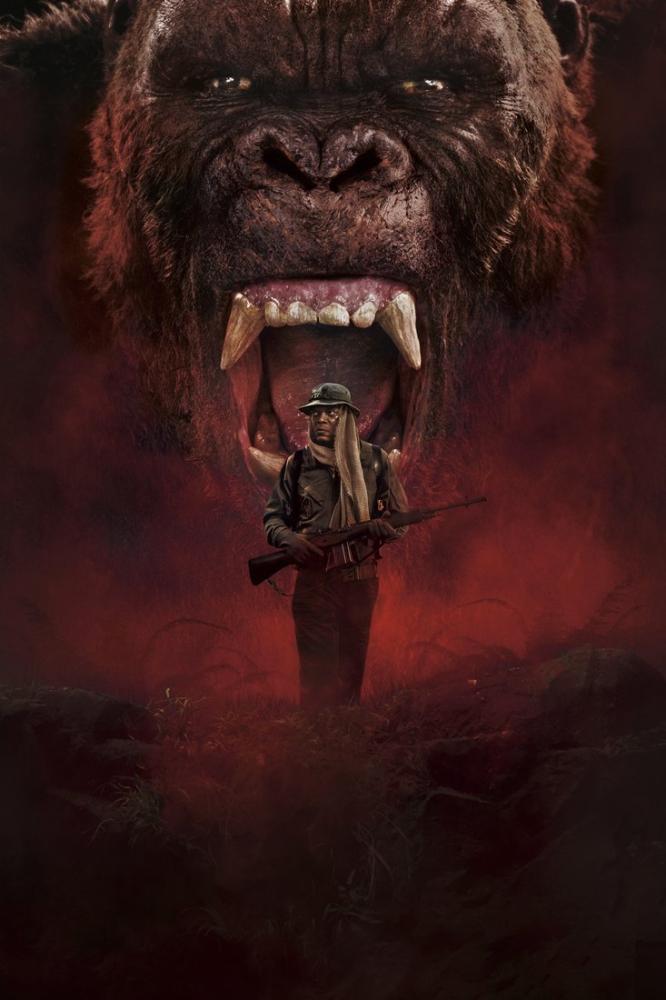 Kong: Kafatası Adası Film Posteri, Film Posteri, Poster Satış, all posters, kanvas tablo, canvas print sales