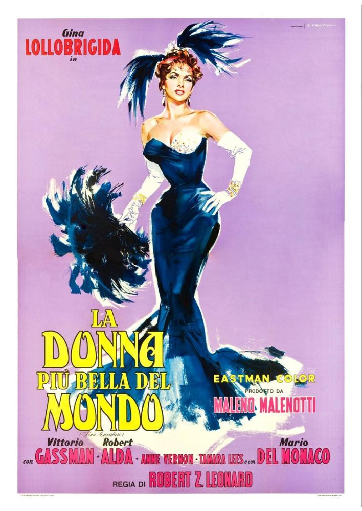 La donna più bella del mondo Film Posteri, Vintage, Poster Satış, all posters, kanvas tablo, canvas print sales