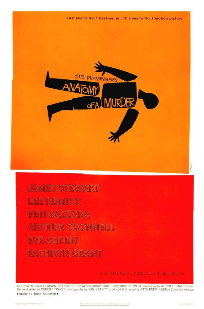 Bir Cinayetin Tahlili Film Posteri, Film Posteri, Poster Satış, all posters, kanvas tablo, canvas print sales
