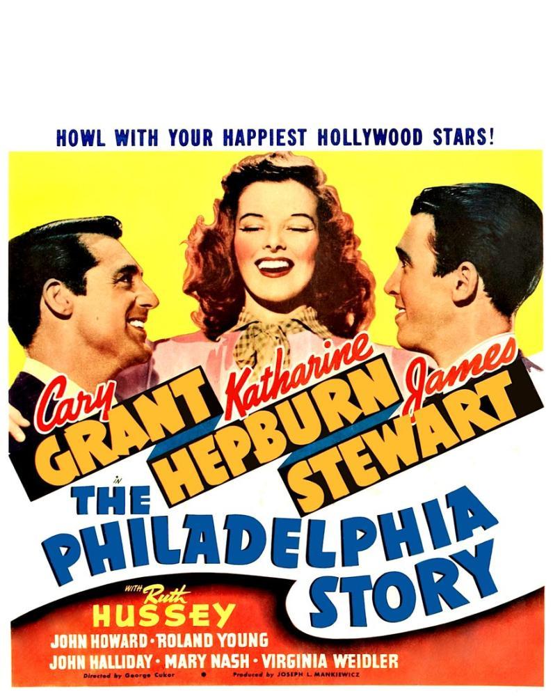 The Philadelphia Story Film Posteri, Film Posteri, Poster Satış, all posters, kanvas tablo, canvas print sales