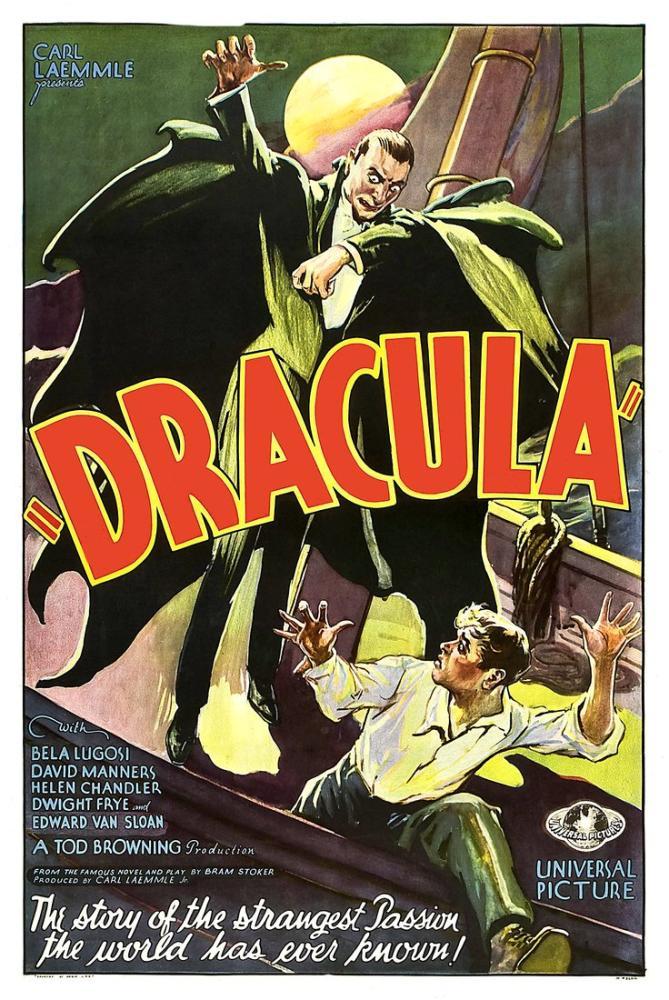 Dracula Film Posteri, Film Posteri, Poster Satış, all posters, kanvas tablo, canvas print sales
