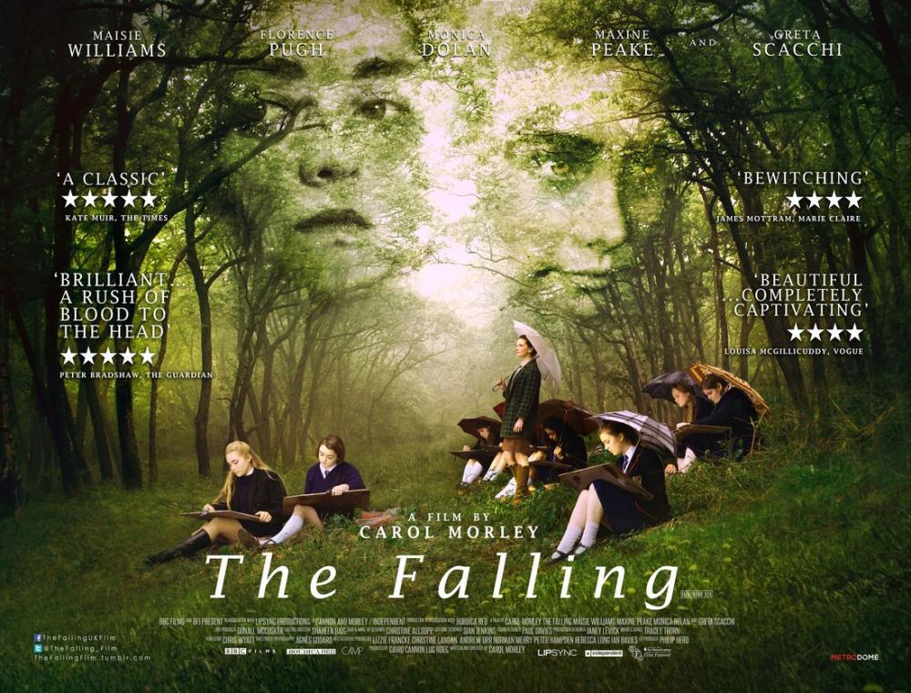 The Falling Film Posteri, Film Posteri, Poster Satış, all posters, kanvas tablo, canvas print sales