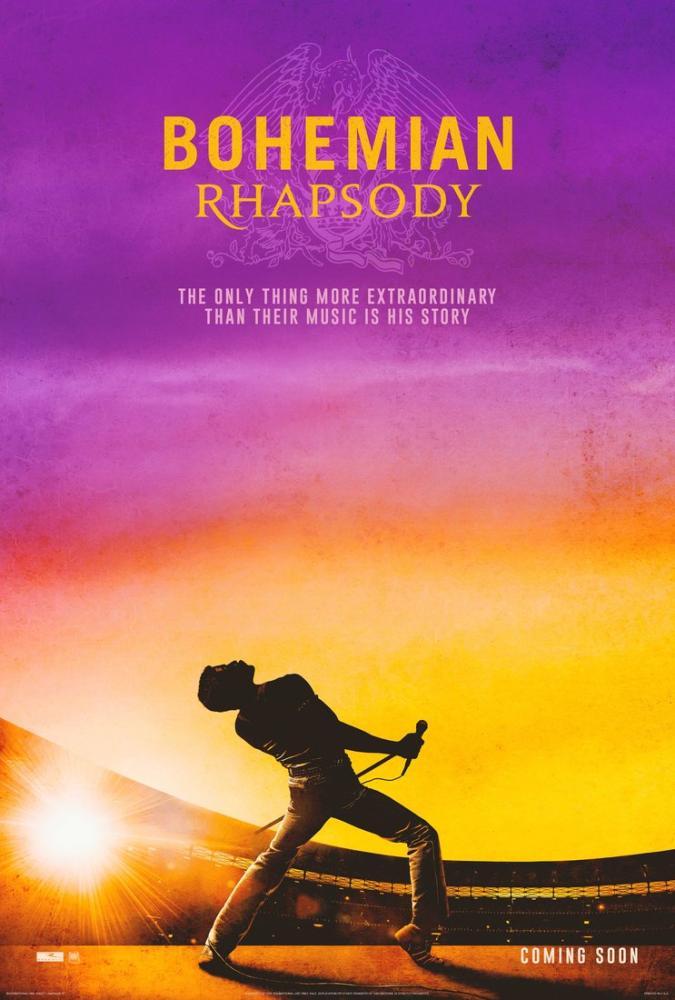 Bohemian Rhapsody Movie Poster, Movie Poster, Poster Satış, all posters, kanvas tablo, canvas print sales