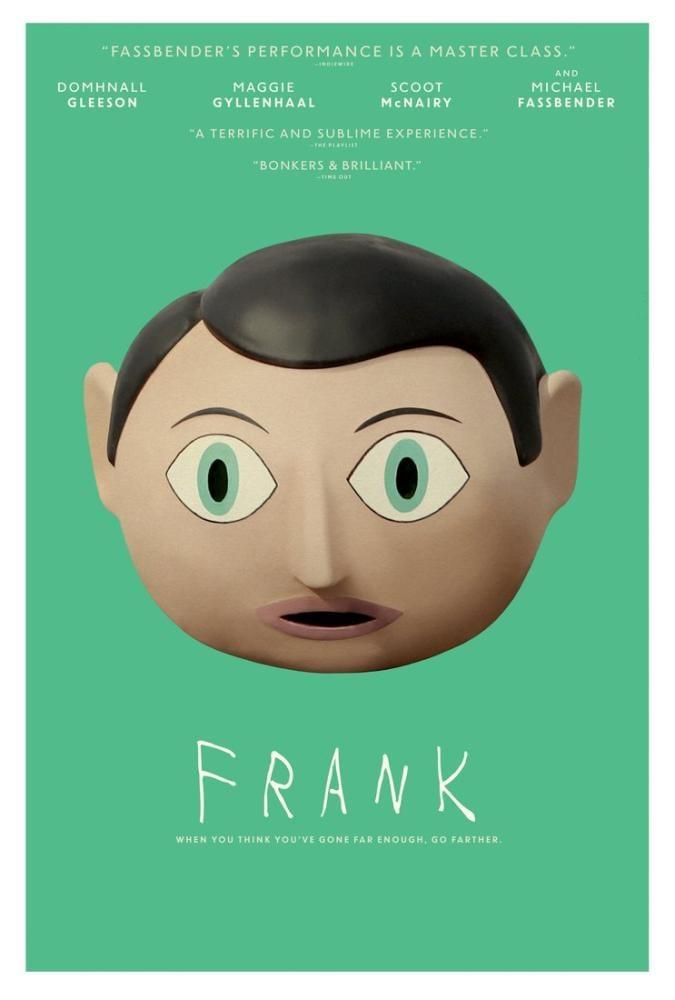 Frank Film Posteri, Film Posteri, Poster Satış, all posters, kanvas tablo, canvas print sales