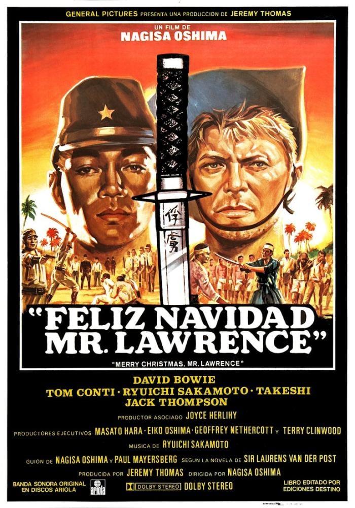 Merry Christmas, Mr. Lawrence Movie Poster, Movie Poster, Poster Satış, all posters, kanvas tablo, canvas print sales