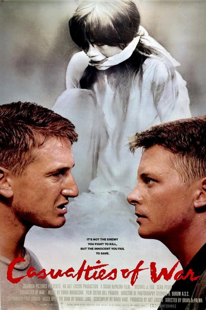 Casualties of War Movie Poster, Movie Poster, Poster Satış, all posters, kanvas tablo, canvas print sales