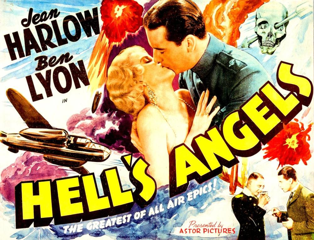 Hell s Angels Movie Poster, Movie Poster, Poster Satış, all posters, kanvas tablo, canvas print sales
