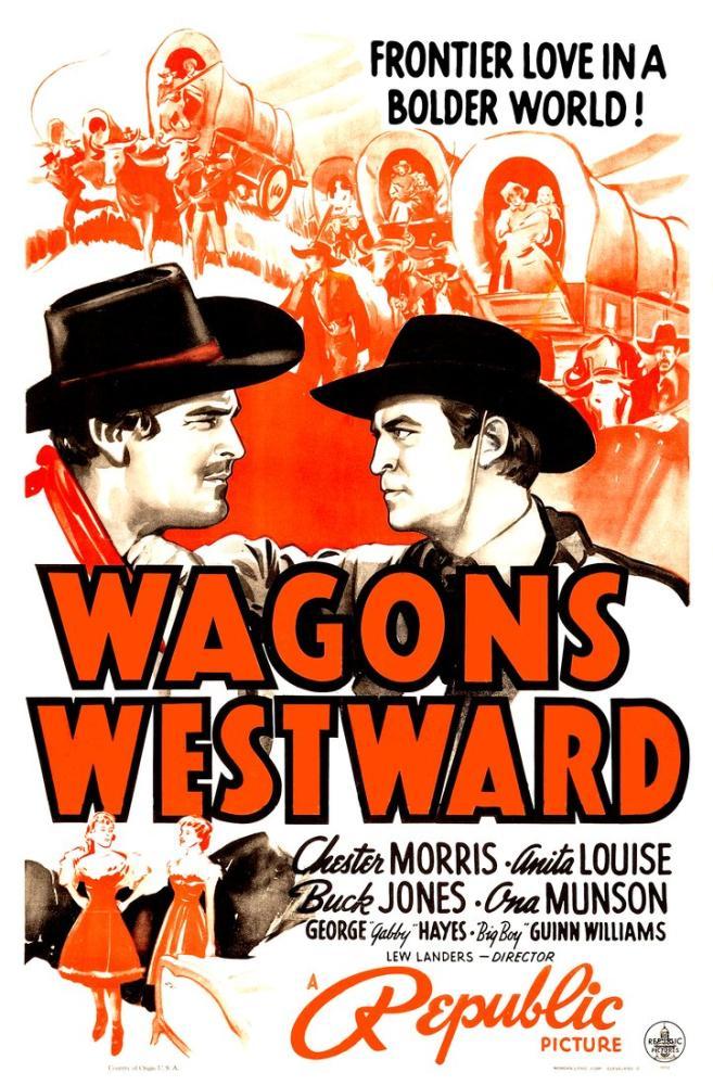 Wagons Westward Film Posteri, Film Posteri, Poster Satış, all posters, kanvas tablo, canvas print sales