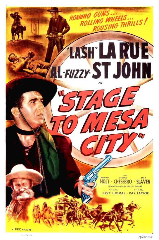Stage to Mesa City Movie Poster, Movie Poster, Poster Satış, all posters, kanvas tablo, canvas print sales