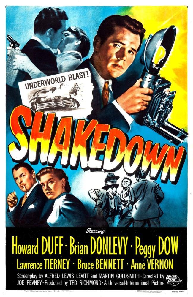 Shakedown Movie Poster, Movie Poster, Poster Satış, all posters, kanvas tablo, canvas print sales