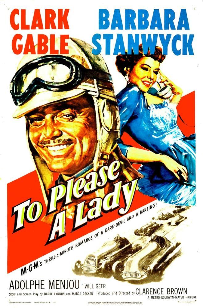 To Please a Lady Movie Poster, Movie Poster, Poster Satış, all posters, kanvas tablo, canvas print sales