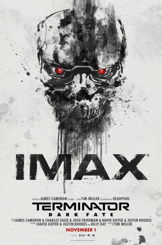 Terminator: Dark Fate Movie Poster, Movie Poster, Poster Satış, all posters, kanvas tablo, canvas print sales