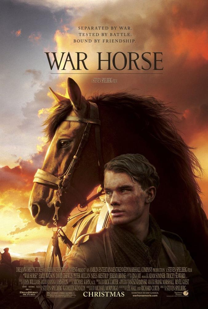 War Horse Movie Poster, Movie Poster, Poster Satış, all posters, kanvas tablo, canvas print sales