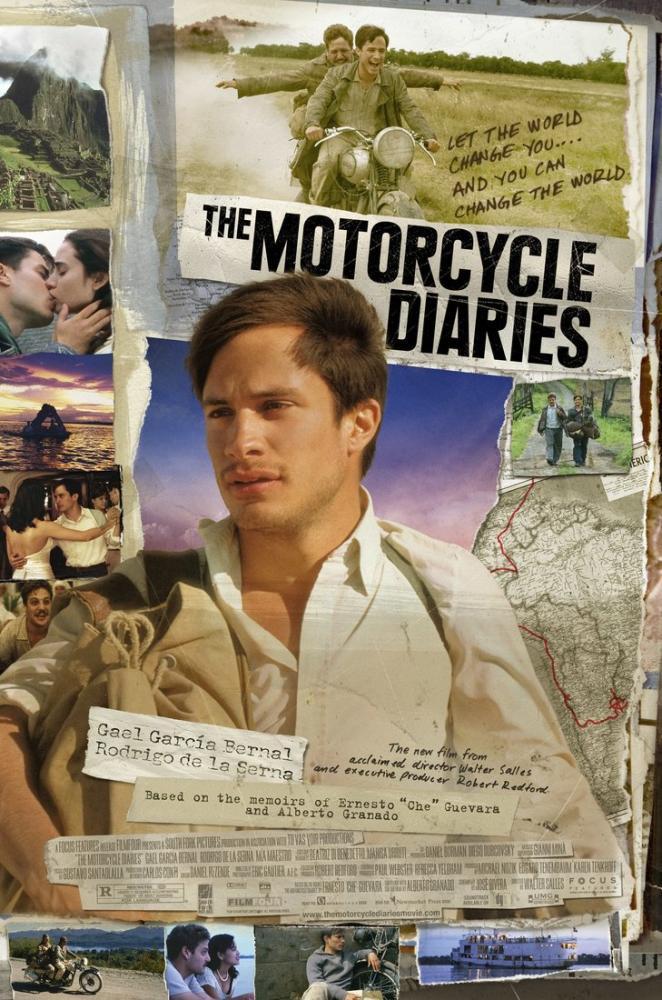 Diarios de motocicleta Movie Poster, Movie Poster, Poster Satış, all posters, kanvas tablo, canvas print sales