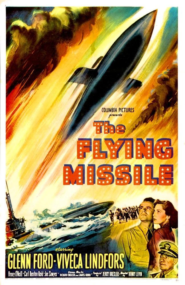 The Flying Missile Film Posteri, Film Posteri, Poster Satış, all posters, kanvas tablo, canvas print sales