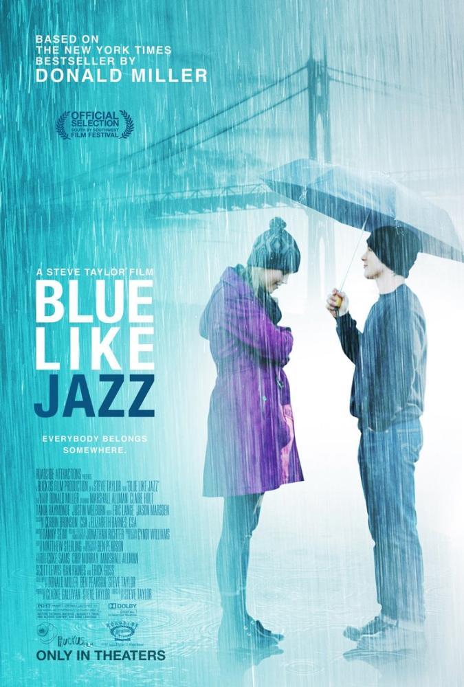 Blue Like Jazz Film Posteri, Film Posteri, Poster Satış, all posters, kanvas tablo, canvas print sales