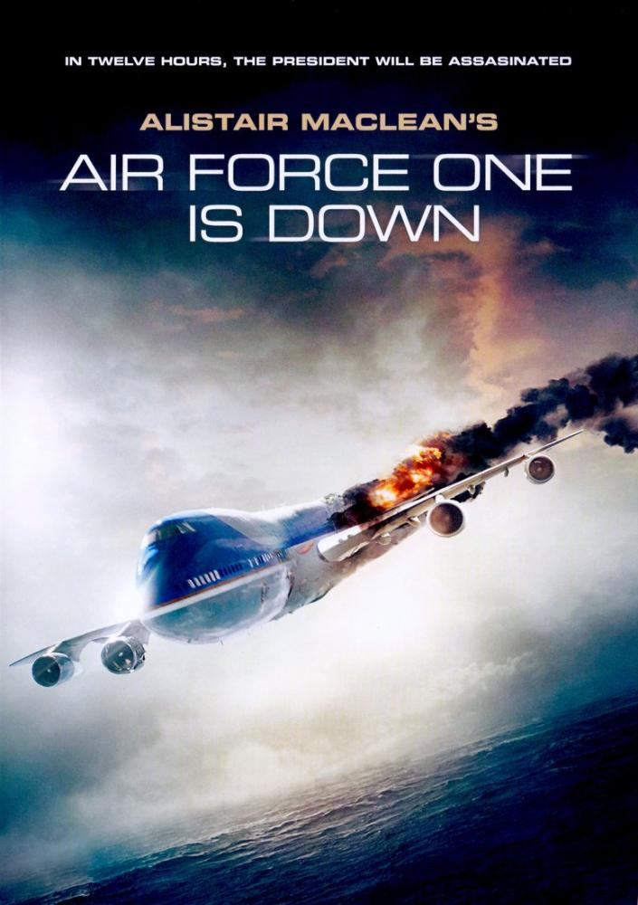 Air Force One Is Down Film Posteri, Film Posteri, Poster Satış, all posters, kanvas tablo, canvas print sales