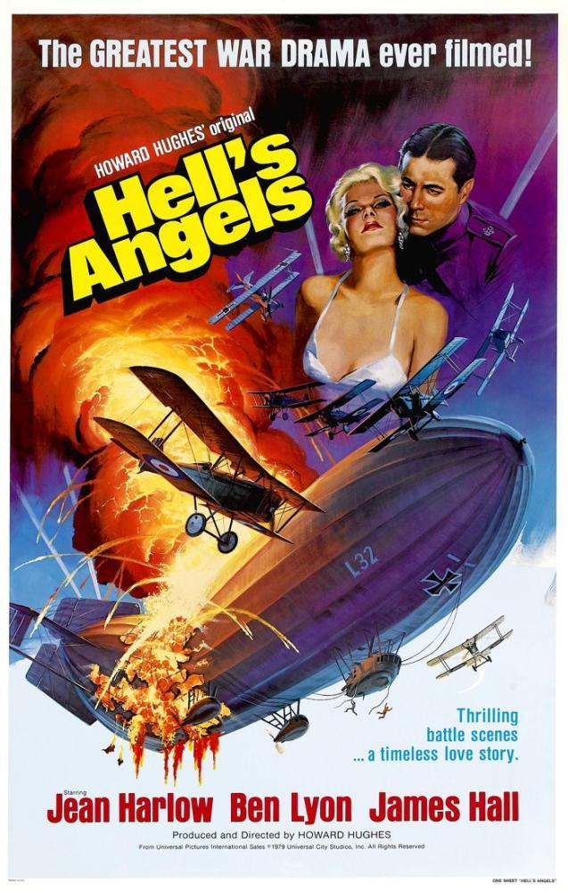 Hell s Angels Movie Poster, Movie Poster, Poster Satış, all posters, kanvas tablo, canvas print sales