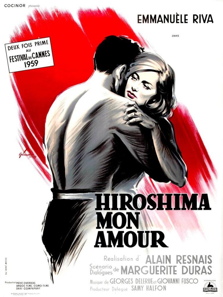 Hiroşima Sevgilim Film Posteri, Film Posteri, Poster Satış, all posters, kanvas tablo, canvas print sales