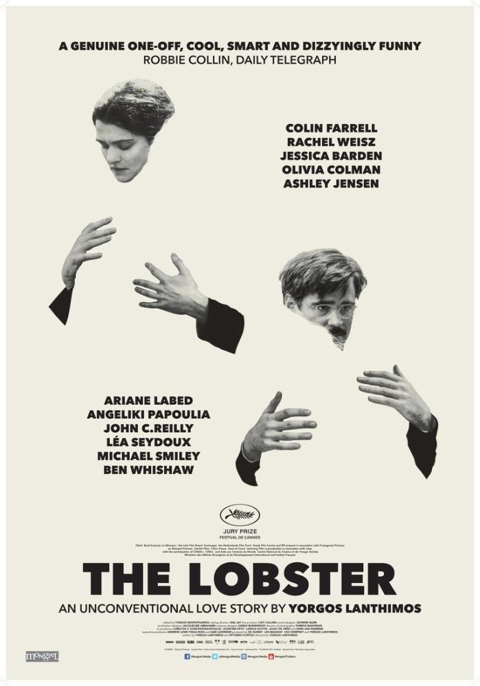 The Lobster Film Posteri, Film Posteri, Poster Satış, all posters, kanvas tablo, canvas print sales